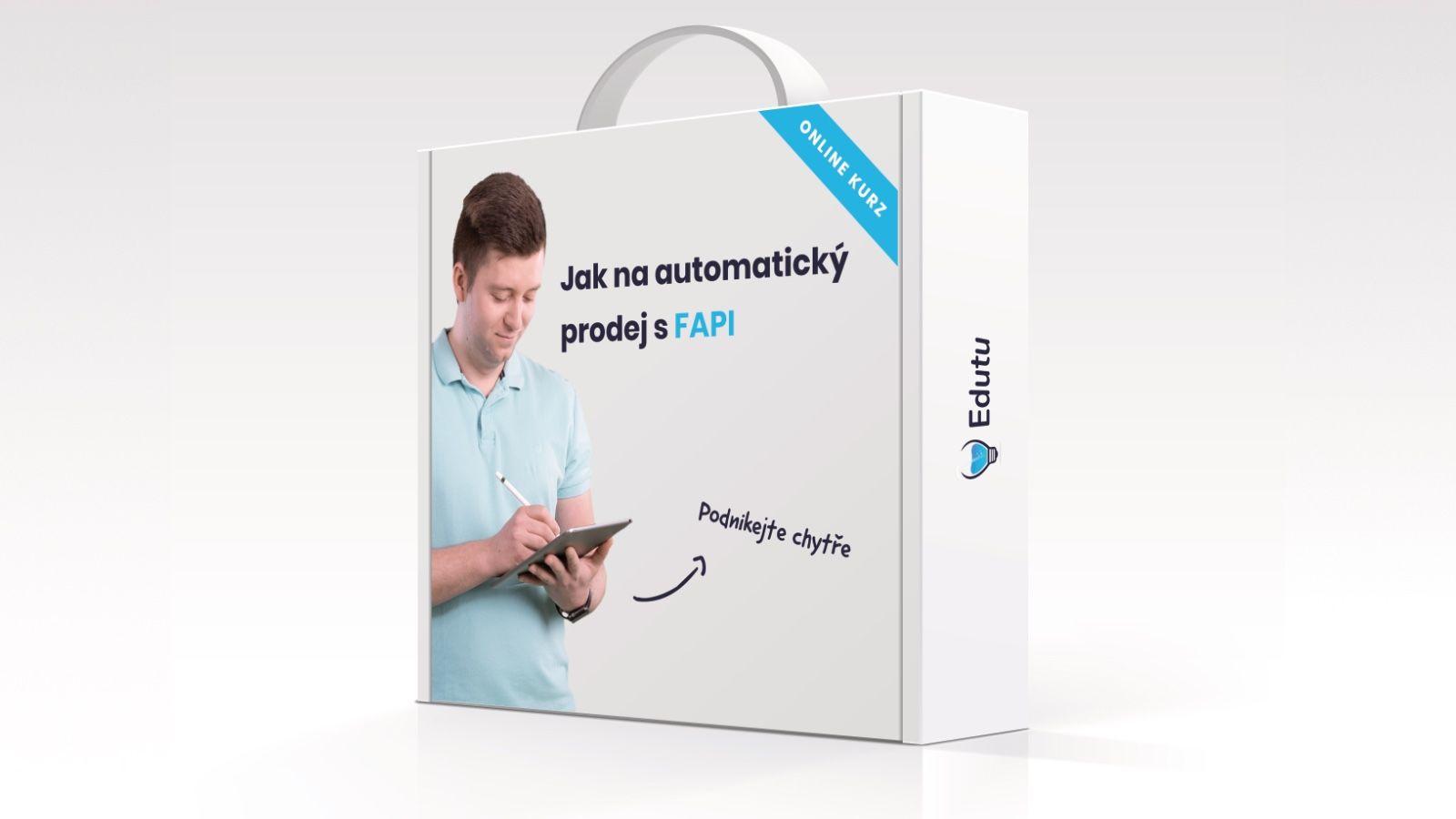 Online kurz Jak naautomatický prodej sFAPI