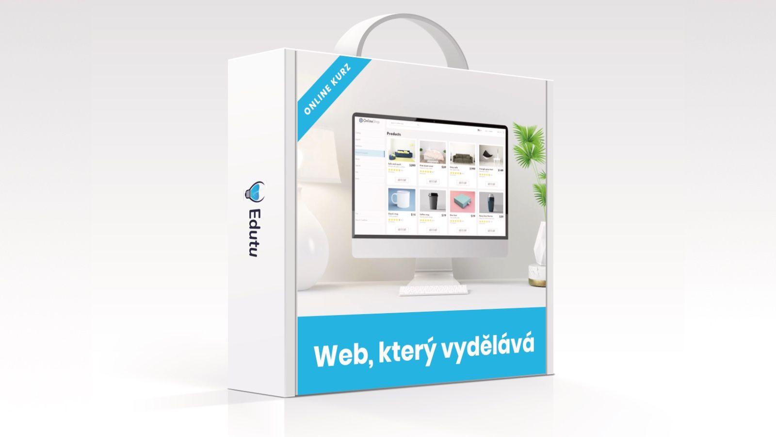 Online kurz Web, který vydělává